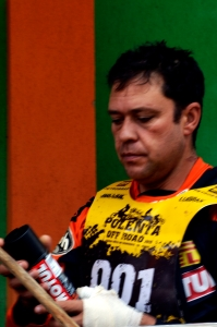 Jomar lidera o Campeonato na Master - Crédito: Janjão Santiago