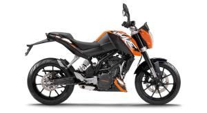 A Orange BH vai disponibilizar duas KTM DUKE 200cc para premiação - Foto: Divulgação