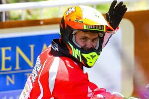 Adrien Metge foi o 11° colocado em sua primeira participação - Foto: Honda Racing Brasil